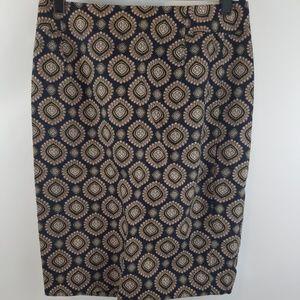 Ann Taylor Loft Mid Skirt Size 6